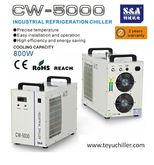 2016 S&A water-cooled chiller w