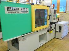 1998 ARBURG 420C 1500-350 Injec