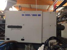 1996 BATTENFELD BA 5000/ 2800 H