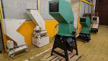 2007 Dipre 183-A9 granulator