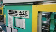 2000 ARBURG Allr. 420 C 1300-35