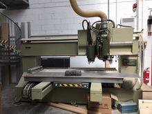1994 SCM Routomat Fräsmaschine