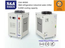 S&A water-cooled chiller for la