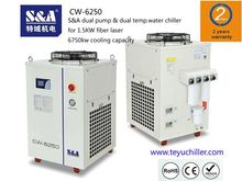 S&A water-cooled dual temp. chi