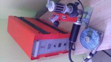 1999 RINCO RL35 Ultrasonic fabr