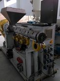 2009 BATTENFELD Extrusion line