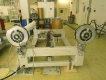 Unwinding system for big rolls