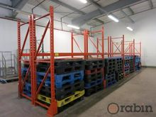Sections Pallet Racking