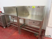 Stainless Work Stations