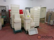 Assorted Bins and Trays