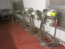 Stainless Bag Stands