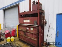 Used Hydraulic Baler