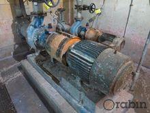 Water & Machine Chest Pump