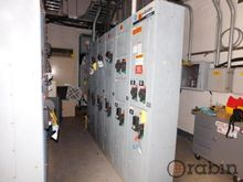 Drives & Distribution Panel