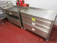 Stainless Tool Cabinets