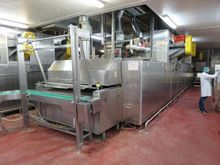 Air Impingement Tunnel Ovens
