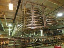 Overhead Cooling Conveyor