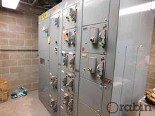 MCC's, PLC Cabinet & Distributi