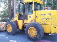Used 1980 DEERE 544C