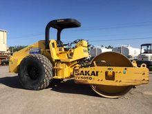 Used 2012 Sakai SV50