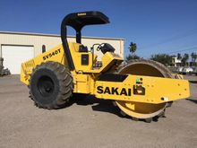 Used 2014 Sakai SV50