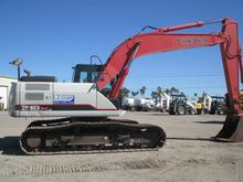 2012 Link-Belt Excavators (LBX)