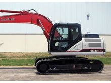 2013 Link-Belt Excavators (LBX)