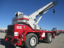 2009 Link-Belt Cranes RTC 8030