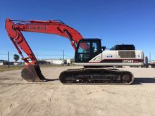 2014 Link-Belt Excavators (LBX)