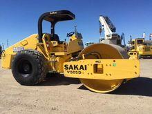 Used 2013 Sakai SV50