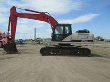 2011 Link-Belt Excavators (LBX)
