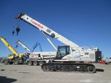 2015 Link-Belt Cranes TCC-500