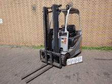 2008 Hyster S7.0FT SPACE SAVER