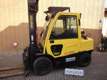 Used 2007 Hyster H4.