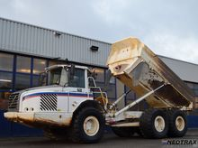 Used 2002 Volvo A25D