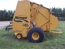 2012 VERMEER 605SM