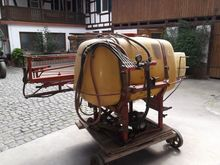Used Rau 600 ltr. in