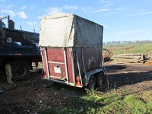 Sonstige Cattle trailer