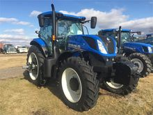 2017 NEW HOLLAND T7.260 SIDEWIN