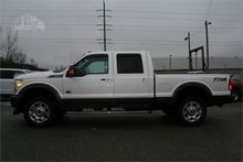 2015 FORD F350 SD KING RANCH