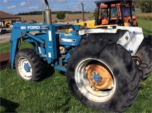 Used FORD 4610 in Ki