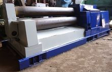 Backtemans 3Roll Plate Bending