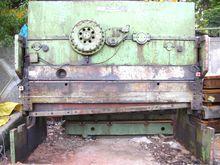 Piesok NTH 3150 X 16A Shearing