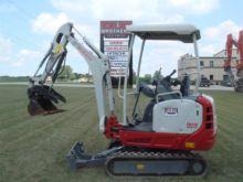Used Takeuchi Excavators for sale in Wisconsin, USA | Machinio
