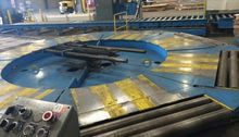 """60"""" x 5,000# Coil Banding Line"""