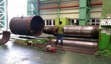 7000 Ton Hydraulic Pipe Forming