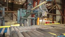 """72"""" x 10,000# Coil Banding Line"""