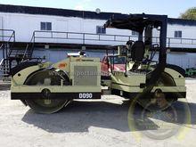 2002 Ingersoll Rand DD-90
