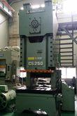 250 ton C-type Press, Ssangyong