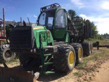 Used John Deere 1210E Forwarder for sale   Machinio